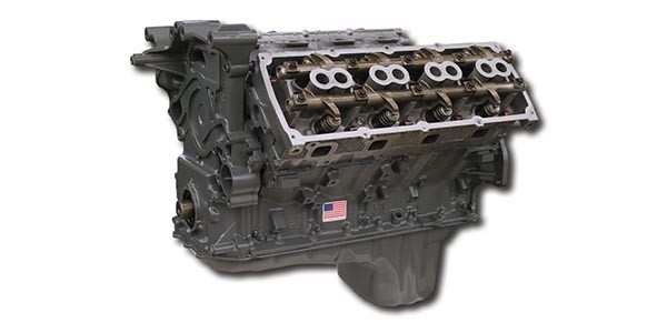Chrysler 5.7L Hemi MDS-Delete engine