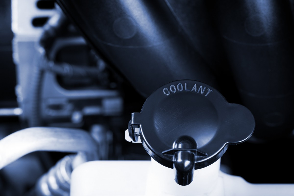 Coolant in a vehicle